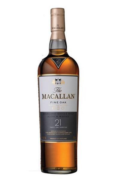 Macallan Fine Oak 21 Years