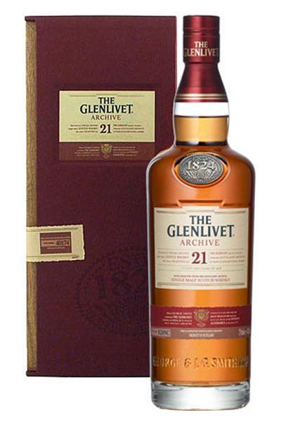 Glenlivet Archive 21 Years