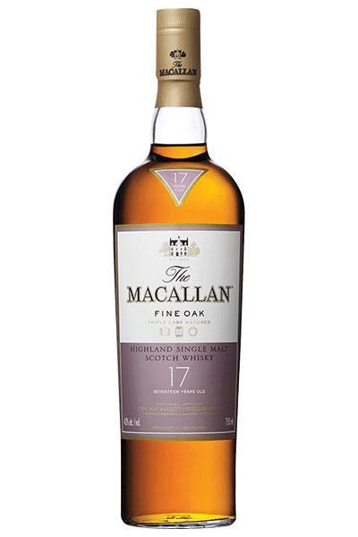 Macallan Fine Oak 17 Years 750ml