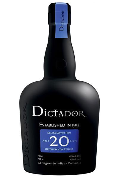 Dictador Aged 20 Years