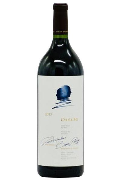 Opus One Vintage 2013