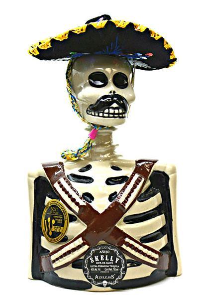 Tequila Skeleto Anejo