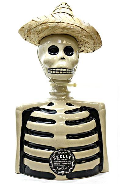 Tequila Skeleto Reposado