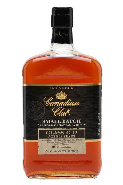 Canadian Club Small Batch 12 Years