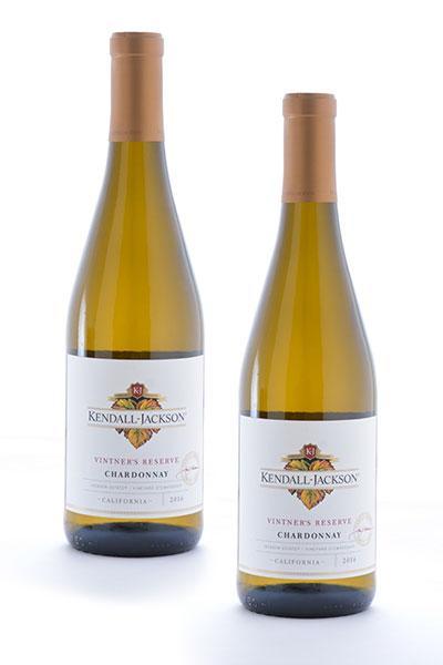 Kendall-Jackson Vintner's Reserve Chardonnay x 2