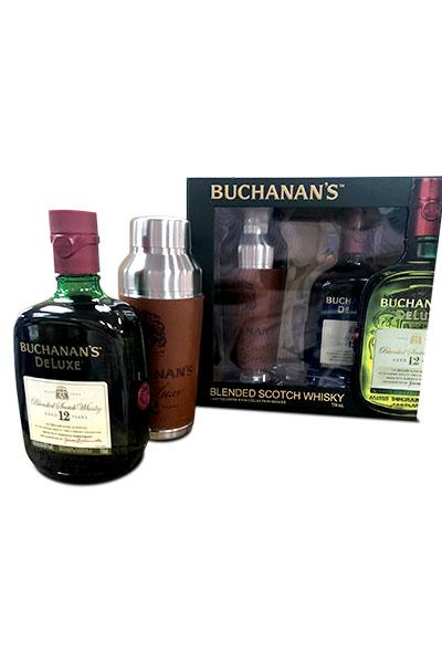 Buchanans 12 years - Gift Set