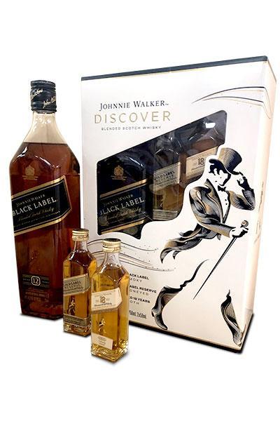 Johnnie Walker Black Label - Gift Set