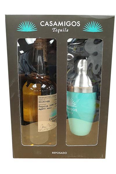 Tequila Casamigos Anejo Gift Set