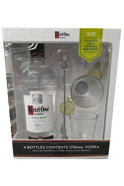 Vodka Ketel One Gift Set