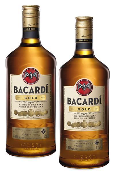 Bacardi Gold 2 x 1.75L