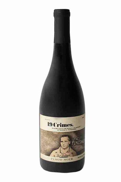 19 Crimes The Punishment Pinot Noir