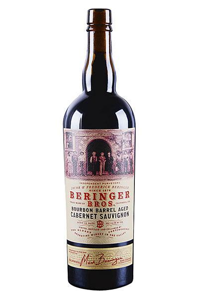 Beringer Bros Bourbon Barrel Aged Cabernet Sauvignon