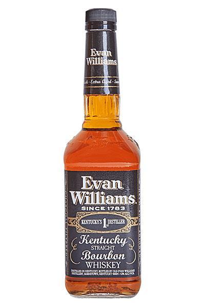 Evan Williams Bourbon 90 Proof