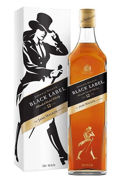 Johnnie Walker Black, Jane Walker edition