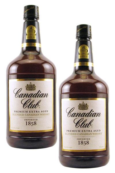 Canadian Club 1.75L x 2