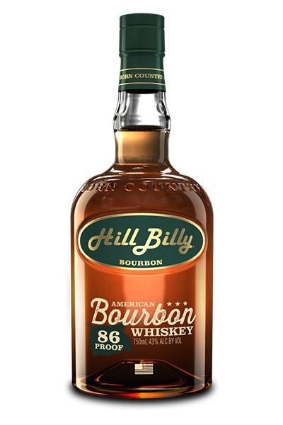 Hill Billy Bourbon 86