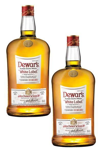 Dewar's White 1.75L x 2