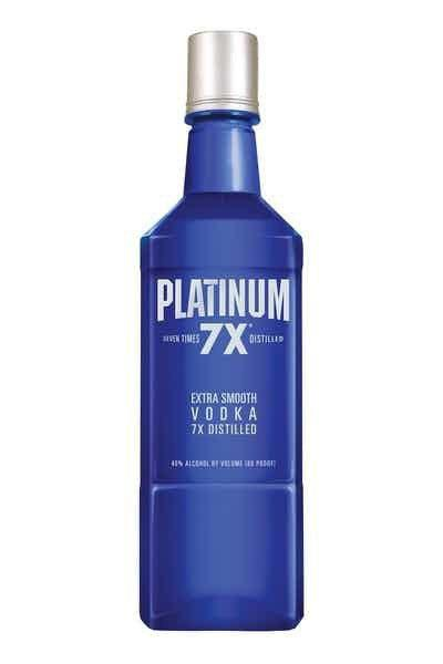 Platinum 7X Vodka