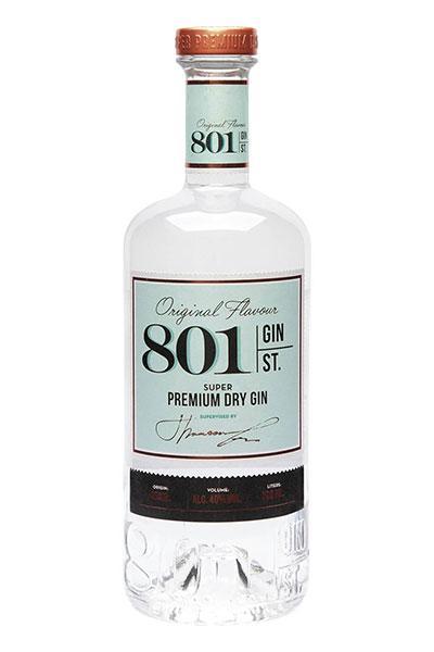 801 Premium Dry Gin