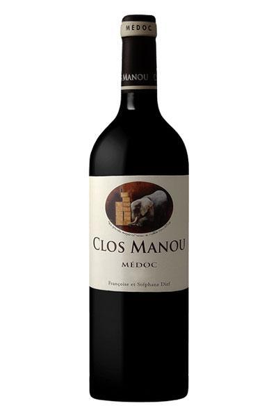 Clos Manou Medoc 2011