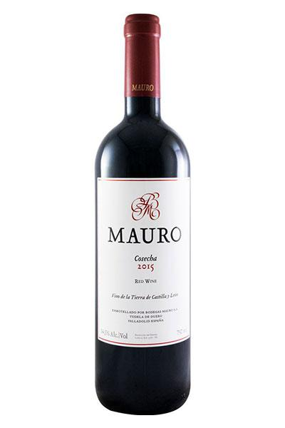 Mauro cosecha 2015