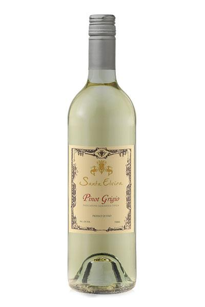 Santa Elvira Pinot Grigio