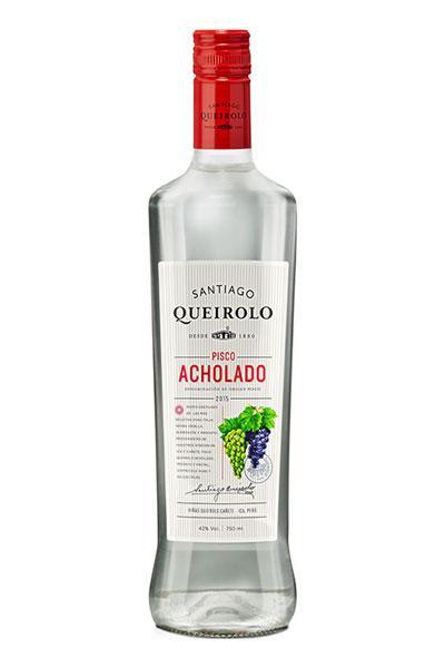 Santiago Queirolo Pisco Acholado