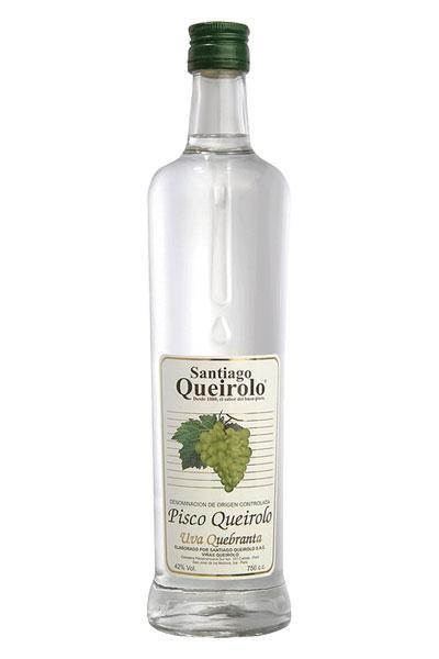 Santiago Queirolo Pisco Quebranta