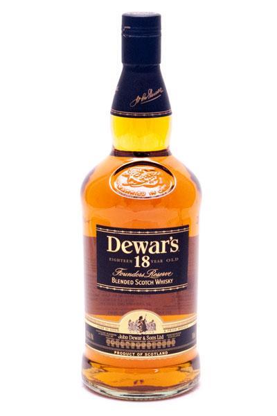 Dewar's 18 Years