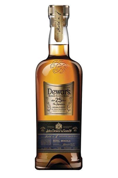 Dewar's 25 Years