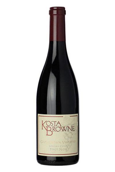 Kosta Browne Pinot Noir Gaps Crown 2017