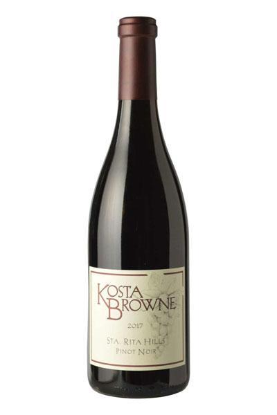 Kosta Browne Pinot Noir Santa Rita Hills 2017