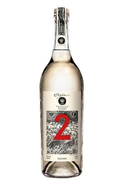 123 Tequila Reposado 2
