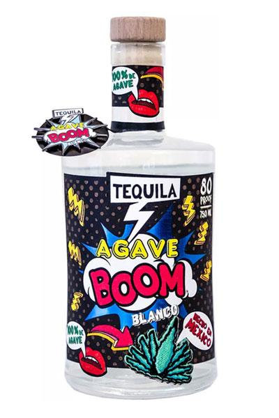 Agave Boom Tequila Blanco