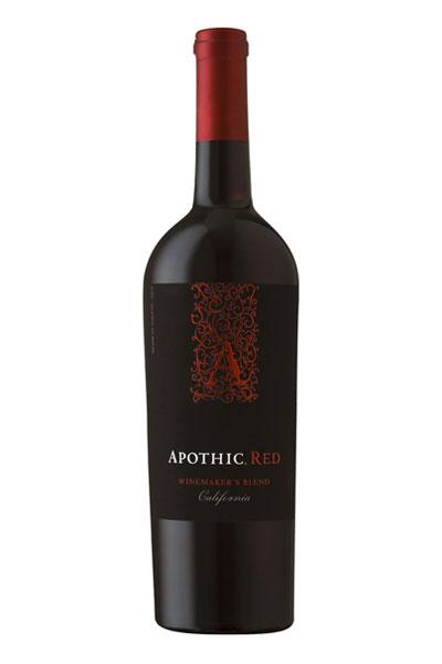 Apothic Winemaker's Red Blend