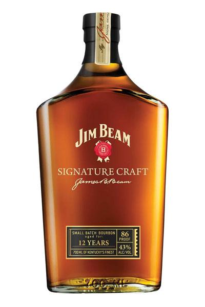 Jim Beam Signature Craft 12