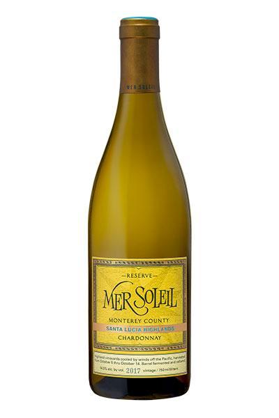 Mer Soleil Santa Lucia Chardonnay 2017