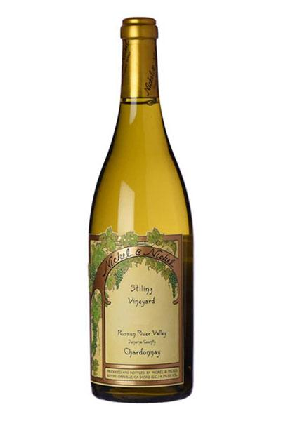 Nickel & Mickel Stiling Chardonnay 2016