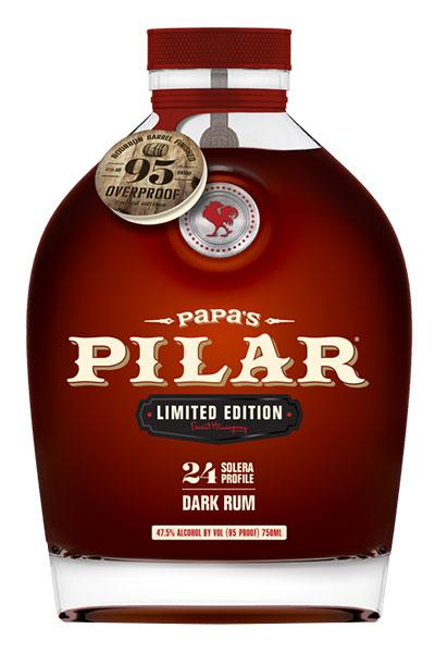 Papa's Pilar Bourbon Barrel Limited