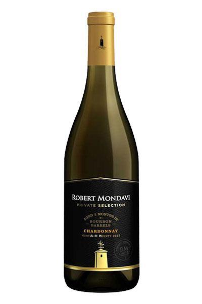 Robert Mondavi Bourbon Barrels Chardonnay