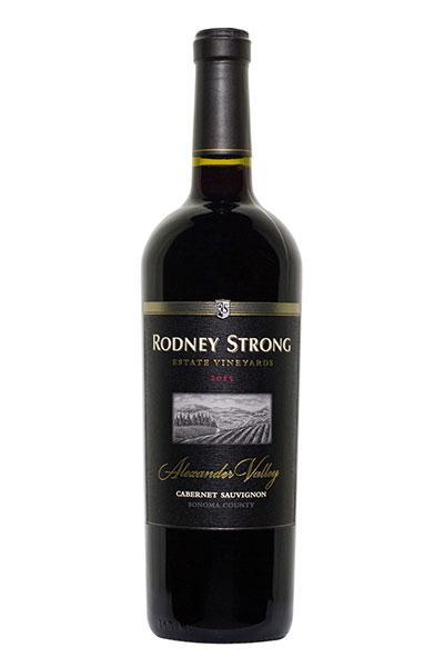 Rodney Strong Reserve Cabernet Sauvignon 2015