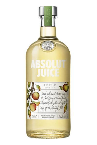 Absolut Juice Apple