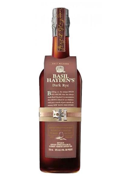 Basil Haydens Dark Rye