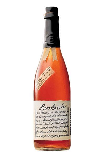 Booker's Noe Bourbon 128.1 Proof