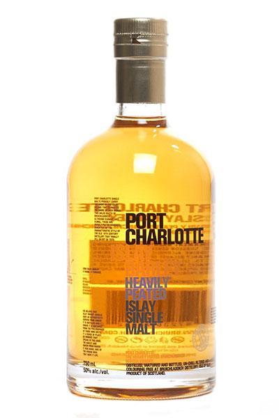 Bruichladdich Port Charlotte Barley