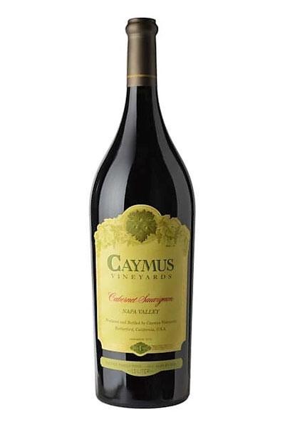 Caymus Cabernet 2018