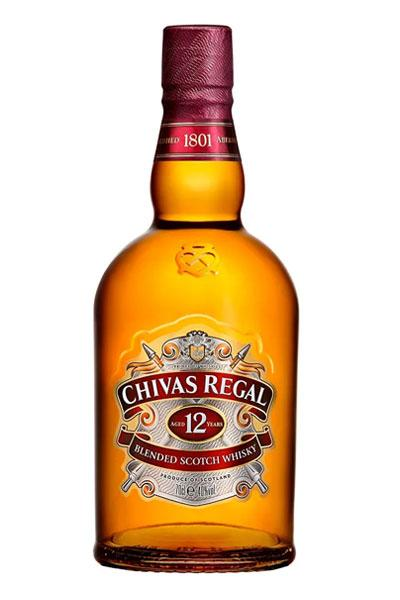 Chivas Regal Royal Scotch 12 years