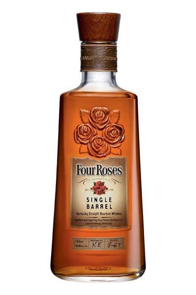 Four Roses Bourbon Single Barrel