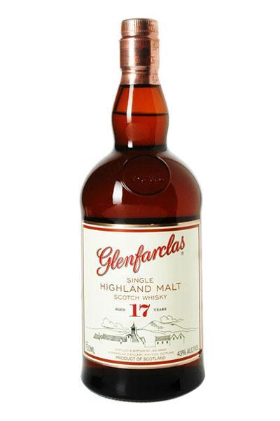Glenfarclas 17yr