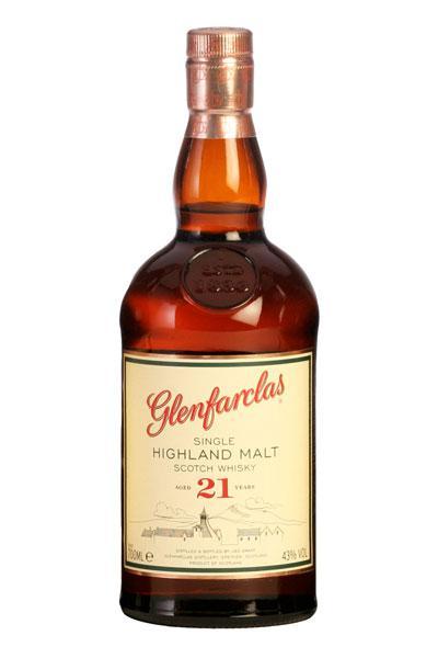Glenfarclas 21 Years Single Malt